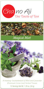 Magical Mint Tea