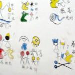 Naxi Hieroglyphics