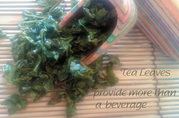 What value is a tea leaf after a cup of tea?