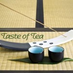 the taste of tea incense