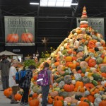 Pumpkin tower at Heiroom